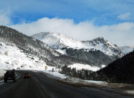 I-70, Summit County, Colorado